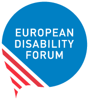 Logo del European Disability Forum